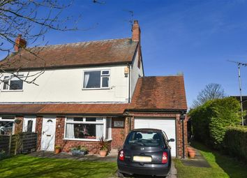 Thumbnail 3 bed semi-detached house for sale in Temple Garth, Copmanthorpe, York
