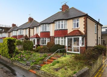 Thumbnail 3 bedroom semi-detached house for sale in Portland Road, Hove, East Sussex