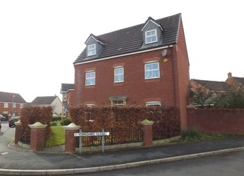 Thumbnail 4 bed detached house for sale in Lancashire Drive, Buckshaw Village