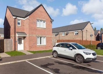 Thumbnail 3 bed detached house for sale in Rhinds Place, Baillieston, Glasgow, Lanarkshire