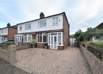 3 bed semi-detached house for sale in Carrington Lane, Sale M33