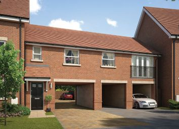 Thumbnail 2 bed semi-detached house for sale in London Road, Binfield