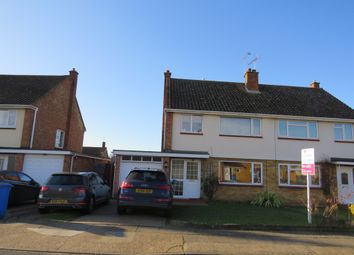 Thumbnail 3 bed semi-detached house for sale in Penshurst Road, Ipswich