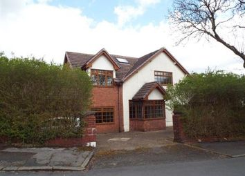 Thumbnail 4 bed detached house for sale in 44 Woodhill Drive, Prestwich, Manchester