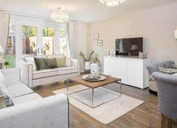 """Thumbnail 4 bedroom end terrace house for sale in """"Peechtree"""" at Condor Way, Basingstoke"""