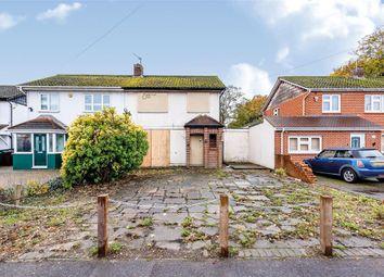 Thumbnail 3 bedroom terraced house for sale in Middleton Road, Carshalton