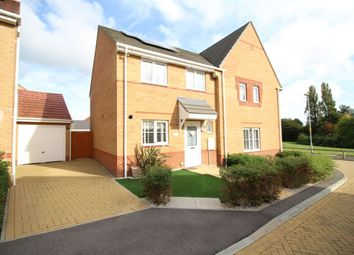 Thumbnail 3 bed semi-detached house for sale in Saxon Shore Road, Portsmouth