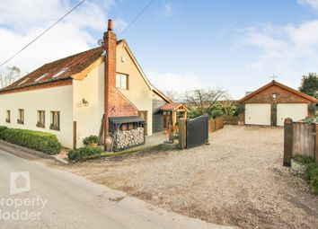 Thumbnail 4 bed barn conversion for sale in Allison Street, Marsham, Norwich