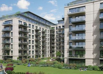 Thumbnail 3 bed flat for sale in Fulham Reach, Fulham, London