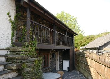 Thumbnail 1 bed barn conversion for sale in Craftman's Cottage, Church Hill, Hawkshead