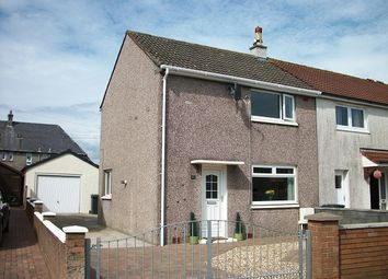 Thumbnail 2 bed semi-detached house for sale in Fairhurst Road, Stranraer