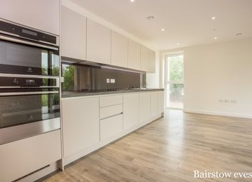Thumbnail 2 bed flat to rent in Hawfinch House, Moorhen Drive, West Hendon
