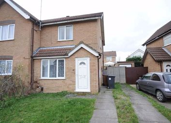 Thumbnail 2 bed semi-detached house to rent in The Dale, Wellingborough
