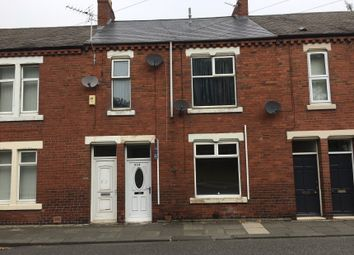 Thumbnail 2 bed flat for sale in 434 Plessey Road, Blyth, Northumberland