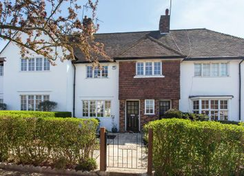 Thumbnail 4 bed terraced house for sale in Hill Rise, London