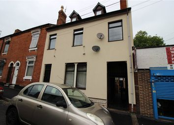 Thumbnail 5 bedroom end terrace house for sale in Belgrave Street, Derby