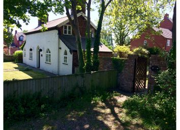 Thumbnail 2 bed detached house for sale in Winnington Old Lane, Northwich