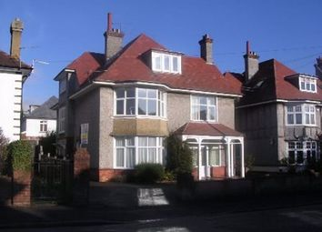 Thumbnail 2 bedroom flat to rent in Queens Park Road, Bournemouth