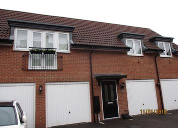 Thumbnail 2 bedroom flat to rent in Coleridge Way, Oakham