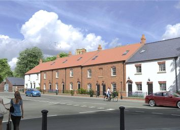 Thumbnail 3 bed town house for sale in Bondgate Green, Ripon, North Yorkshire