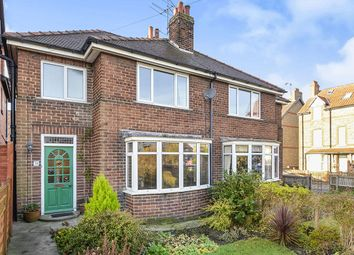 Thumbnail 3 bed semi-detached house for sale in Langton Road, Norton, Malton