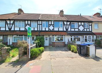 Thumbnail 3 bed terraced house for sale in Hadley Avenue, Worthing, West Sussex