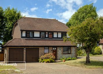 Thumbnail 4 bed detached house for sale in Greyfriars, Hove, East Sussex