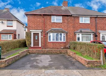 Thumbnail 2 bed semi-detached house for sale in Peach Avenue, Stafford