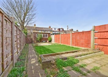 Thumbnail 3 bed terraced house for sale in Louisville Avenue, Upper Gillingham, Kent