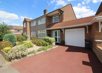 Thumbnail 3 bed semi-detached house for sale in Gaywood Avenue, Cheshunt, Herts