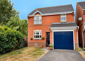 Thumbnail Detached house for sale in Keepers Way, Sleaford