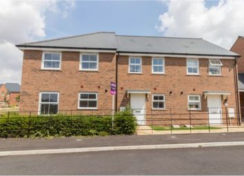 2 bed terraced house to rent in Fleece Close, Andover Down, Andover SP11