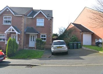 Thumbnail 2 bed semi-detached house to rent in Abbey Close, West Bromwich
