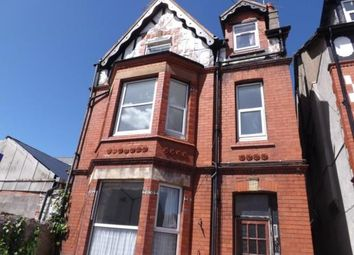 Thumbnail Studio for sale in Victoria Street, Llandudno, Conwy