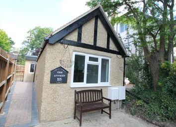 Thumbnail 1 bed bungalow for sale in The Bridle Road, Purley, Surrey