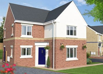 Thumbnail 4 bed detached house for sale in Field Road, Ilkeston