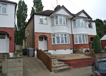 Thumbnail 1 bed duplex to rent in Dors Close, Kingsbury