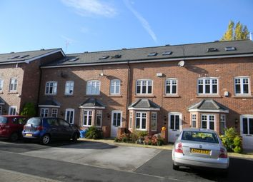 Thumbnail Town house to rent in 4 Cherry Gardens, Boughton, Chester, Cheshire