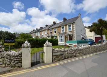 Thumbnail 2 bed end terrace house for sale in Gover Road, St. Austell, Cornwall