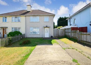 Thumbnail 3 bed semi-detached house for sale in Somerset Road, Maidstone, Kent