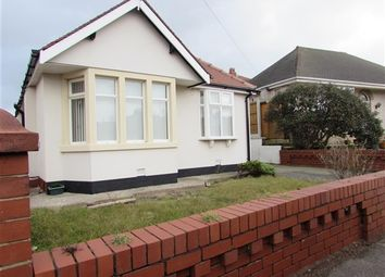 Thumbnail 2 bedroom bungalow to rent in Warbreck Drive, Blackpool