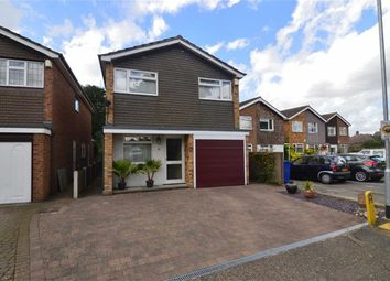 Thumbnail 4 bedroom detached house for sale in Wharf Close, Stanford-Le-Hope, Essex