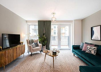 Thumbnail 1 bed flat for sale in Lambourne House, Apple Yard, London