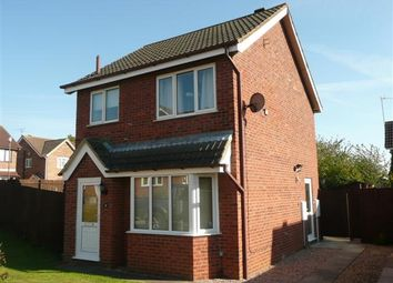 Thumbnail 3 bed semi-detached house to rent in Thorpe Close, Wellingborough