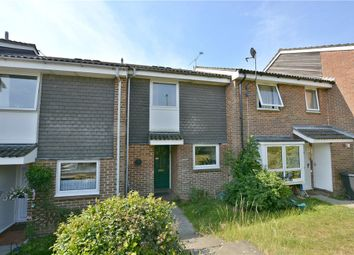 Thumbnail 3 bed terraced house for sale in Elder Close, Winchester, Hampshire