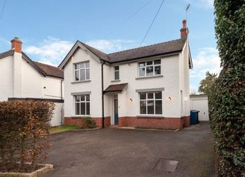 Thumbnail 4 bed detached house to rent in Old Croft Road, Stafford