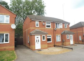 Thumbnail 3 bedroom semi-detached house for sale in St Nicholas Close, Radford, Coventry