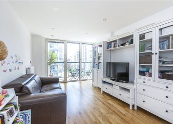 Thumbnail 2 bed flat for sale in Canary View, 23 Dowells Street, London