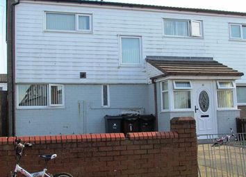 Thumbnail 3 bed end terrace house to rent in Ascot Drive, Kirkby, Liverpool
