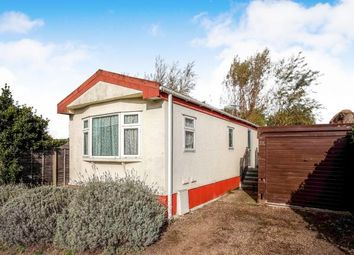 Thumbnail 2 bed mobile/park home for sale in Gambles Lane, Ripley, Surrey